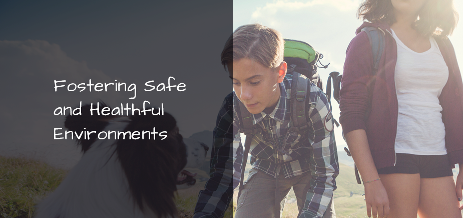 Fostering Safe and Healthful Environments