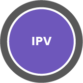 intimate partner violence button selected