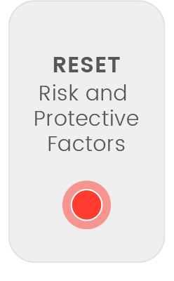 View all risk and protective factor button(tall) selected