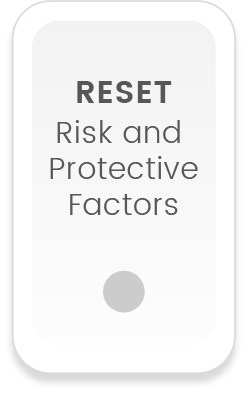 View all risk and protective factor button(tall) not selected