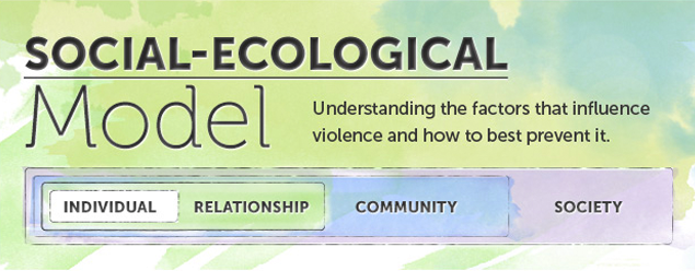 The Social-Ecological Model
