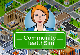 Community Health Sim